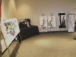 Full display of Artwork